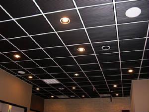 Ceiling tiles usg