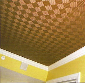 Plastic Ceiling Tiles